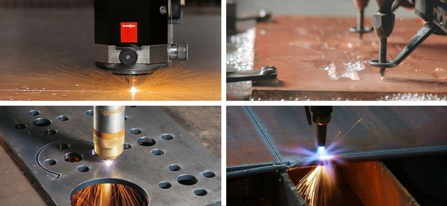 tehnike rezanja metala