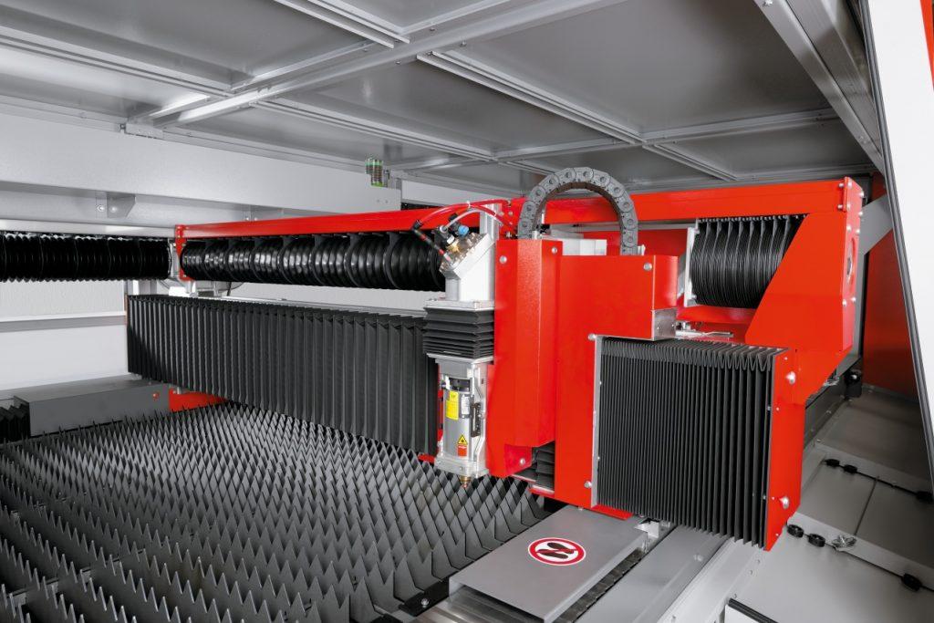 Tehnologija je uvjetovala razvoj lasersko rezanja