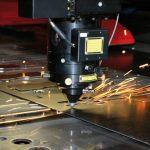 Osnovni princip rada laserskog rezanja metala