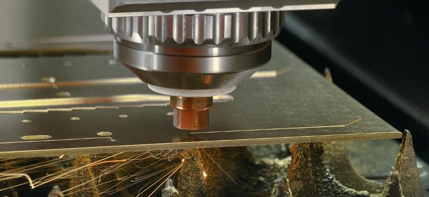 Proces laserskog rezanja