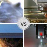 Laser vs plazma za rezanje metala