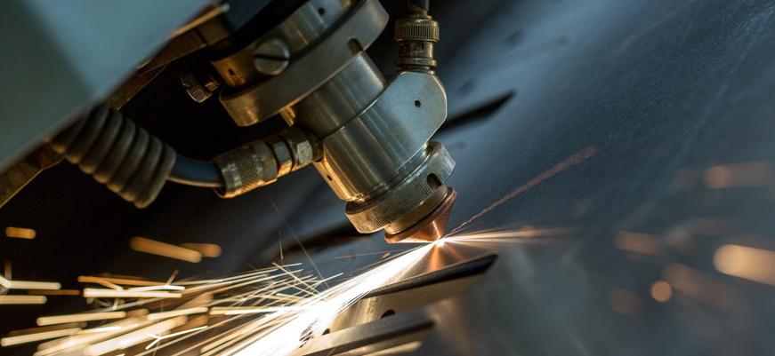 Odabir pomoćnog plina za lasersko rezanje