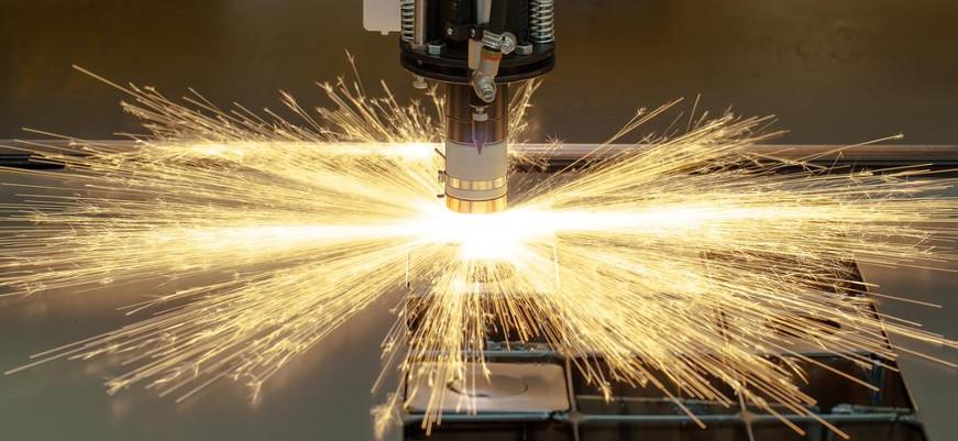 CNC plazma rezanje