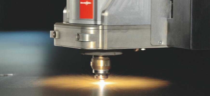 fokusiranje laserskog snopa