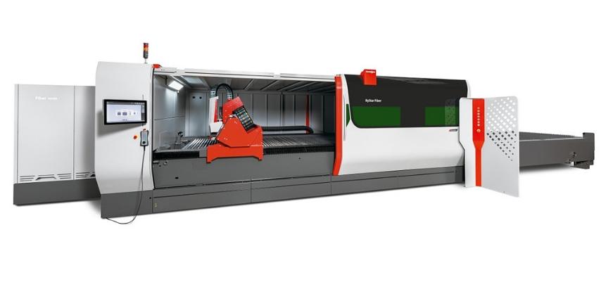 Laser Ing nabavio bystronic bystar fiber 3015 dynamic